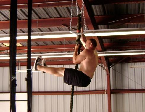 BullFrog L-Rope Climb Cropped